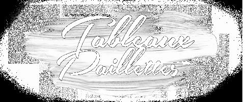 Tableaux Paillettes